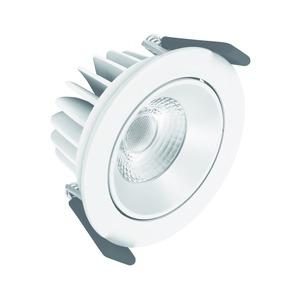 SPOT LED ADJUST 8W/3000K 230V IP20, SPOT ADJUST 8 W 3000 K WT