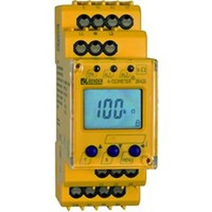 IR425-D4-1  DC/AC 15...460 Hz, Isolationsüberwachungsgerät