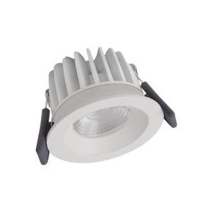 SPOT LED FIX 8W/3000K SI DIM IP44, SPOT DIM 8 W 3000 K IP44 SI