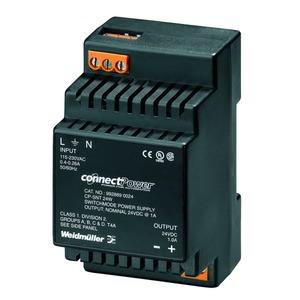CP SNT 24W 24V 1A, Gleichstromversorgung, Stromversorgung, Schaltnetzgerät, 24 W