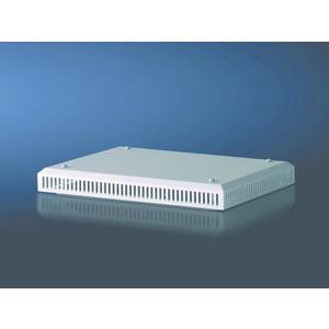 TE 7000.670, Lüftermodul mit 2 Lüftern und Thermostat anschlussfertig verdrahtet