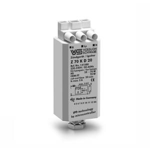 Überlagerungszündgerät elekt. für HS- und C-HI-TT/ET-Lampe, 35-70 W, 141580