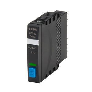 Elektronischer Sicherungsautomat für DC 24 V-Applikationen 1A