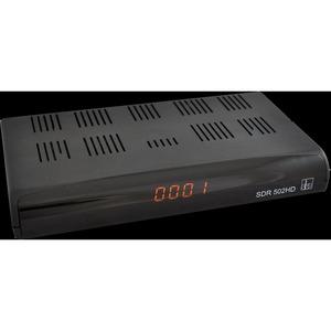 DVB-S2 HD-Minireceiver , HDMI-Schnittstelle, 4-stelliges Display, FTA