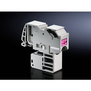 SV 3451.505, Leiteranschlussklemme (push-in) für Rundleiter 1,5-16 mm², Schienenstärke 5 mm, Preis per VPE, VPE = 10 Stück