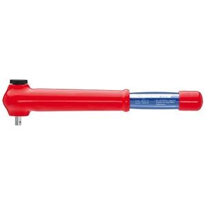 98 33 25, Drehmomentschlüssel mit Außenvierkant 3/8 3/8, 5-25 Nm 290 mm