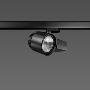 Strahler LED/36W-4000K 194x134, mittelstr, 3250 lm