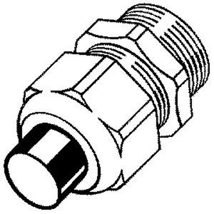 Stopfen D.12 f.KLE Pg13,5/M20, Kabeleinführungen  Stopfen 8161 D.12 f.KLE (M20/M25) 50Stk