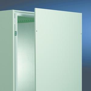 TS 8186.235, Seitenwände, verschraubbar, Stahlblech, HT 1800x600 mm, für TS, TS IT, Preis per VPE, VPE = 2 Stück