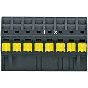 PNOZ s Set1spring loaded terminals 45mm