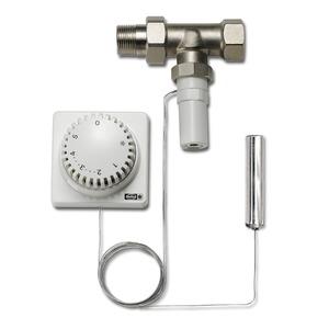 WHST 300 T38, WHST 300 T38, Warmwasser-Heizregister-Regel- Thermostat mit Kanalfühler