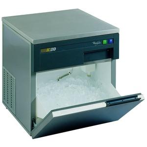 AGB 022, Eiswürfelbereiter Behälterkapazität 10kg