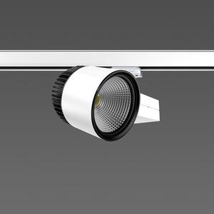Strahler LED/20W-3000K 227x146, DALI, mittel, 2150 lm