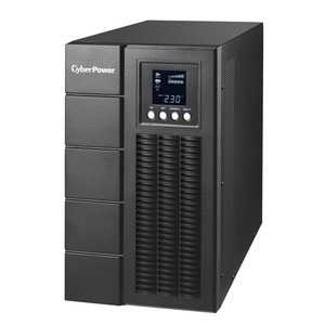CYBERPOWER OLS3000E Double Conversion UPS 3000VA/2700W LCD PFC compatible GreenPower Energy Saving Technology Management-SW SNMP Slot for RMCARD