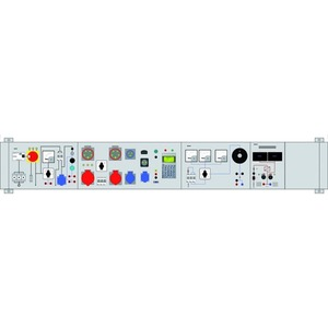 MAS-FSM3200 FI-T3, Stationäre Prüftafel