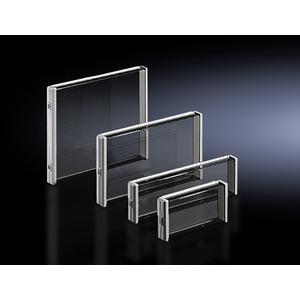 FT 2782.000, Acrylglashaube, 482,6mm (19), HE 6, BHT 534x291,5x47,5mm