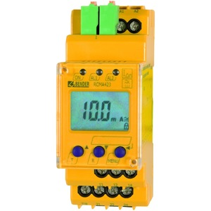 RCMA423-D-2  DC/AC 0..2000 Hz, Differenzstrom-Überwachungsg.
