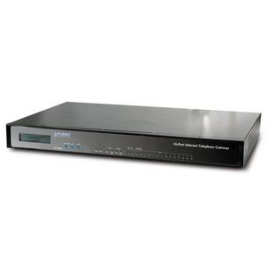 16-Port VoIP Gateway (16*FXS)  - SIP/H323 Dual Protocol