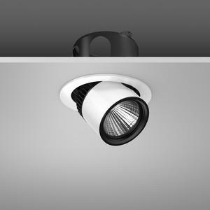 Einbaustrahler LED/20W-3100K D155, mittelstr., 1650 lm