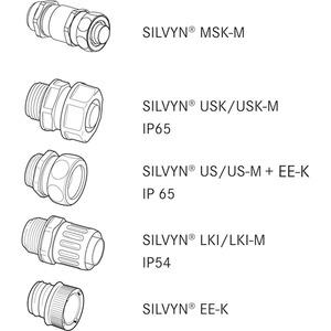 SILVYN FPS 10x14 25m GY