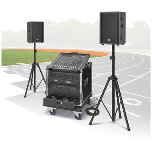 Portable Compact-System, 500 W RMS