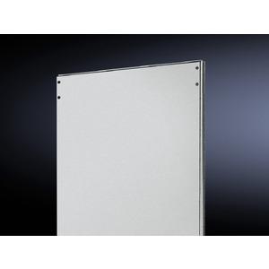 TS 8609.040, Trennwand für TS für Schränke (HxT) 2000 X 400 mm verzinkt