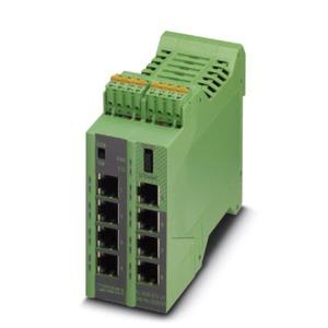 FL HUB 8TX-ZF, Ethernet-Hub - FL HUB 8TX-ZF