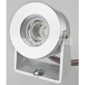 Aufbaustrahler LED BARI CC aluminium 4.000K