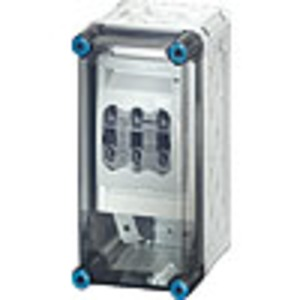 Mi 5150, Mi-NH-Sicherungslasttrennschaltergehäuse , 1xNH 00, 3polig 125 A+PE+N