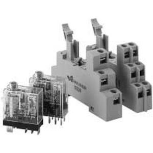 G2R-2-SND 24VDC (S), Mechanische und LED-Anzeigen, Spulenschutzbeschaltung