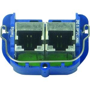 TWM1 LAN/LAN 10GbE, TwiGa Kommunikationsmodul LAN/LAN (10GbE)