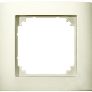 M-ARC-Rahmen, 1fach, weiß