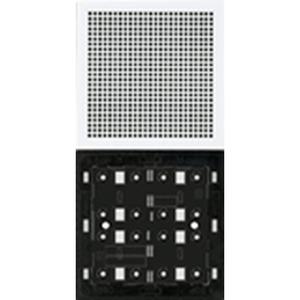 TK AS LS 914 W, TKM Etagenstation Audio, 1- bis 4fach, UP, ohne Tasten