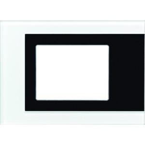 FP GLAS 781 WW, Rahmen, Sicherheitsglas, für KNX Facility Colour Touch Panel FP 701 CT IP
