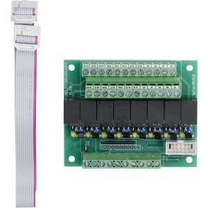 RL58/1, 8-fach Relaiskarte, 60 V DC