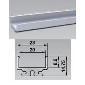 80-XT02, Bilton Aluminium Aufbauprofil XT02