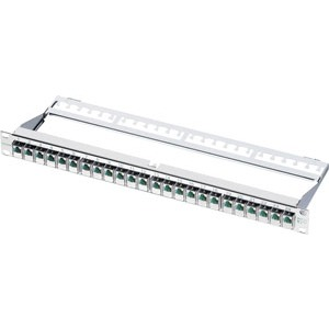 S10TEN PATCH PANEL19,INKL.24 M.