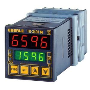 TR 3400 N-10, Temperaturregler Fronttafeleinbau digital, -150C..1700C, AC48...240 V