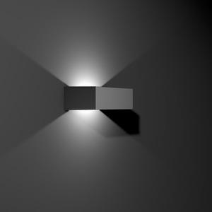 Wandleuchte LED/12,6W-4000K 260x75x120, 700 lm