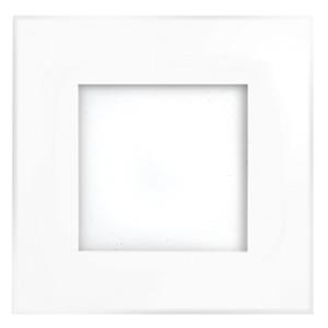 LED-Orientierungsl.  1,2W/230V,LF:ww