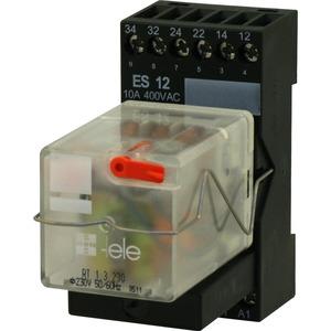 Industrierelais, 24VDC, LED, Freilaufdiode, Industrierelais, 24VDC, LED, Freilaufdiode