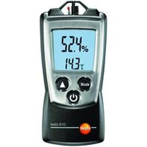 testo 610 Feuchte-/Temperatur-Messgerät