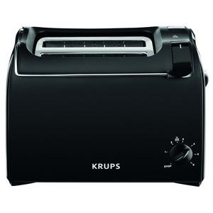 Toaster Aroma schwarz 700 Watt