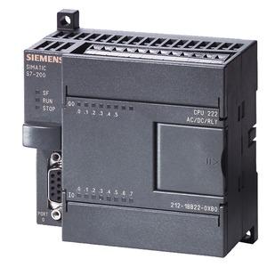 6ES7212-1AB23-0XB0, S7-200 CPU 222 Kompaktgerät, DCStromvers. 8DE DC/6DA DC4 KB Progr./2 KB Daten