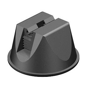 165 MBG-8, Dachleitungshalter für Flachdächer 8mm, PA/PE