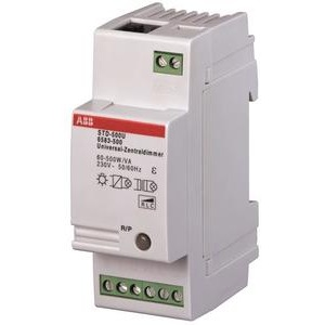 STD-420E, STD420E, Dimmer Erweiterung, 1fach 420VA 230 VAC, 50/60 Hz