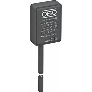 ÜSM-LED 230-65, Überspannungsschutzmodul für LED Lampen 230V