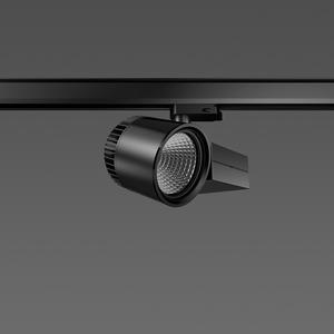 Strahler LED/27W-3100K 194x134, breitstr., 2250 lm