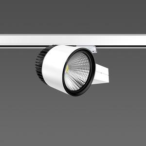 Strahler LED/45W-4000K 227x146, breit, 4350 lm