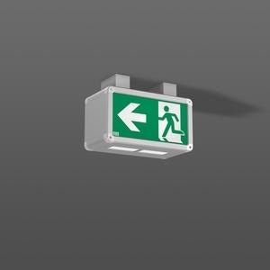 Notleuchte Deckenleuchte LED/4x1,1W, m.AC-Control